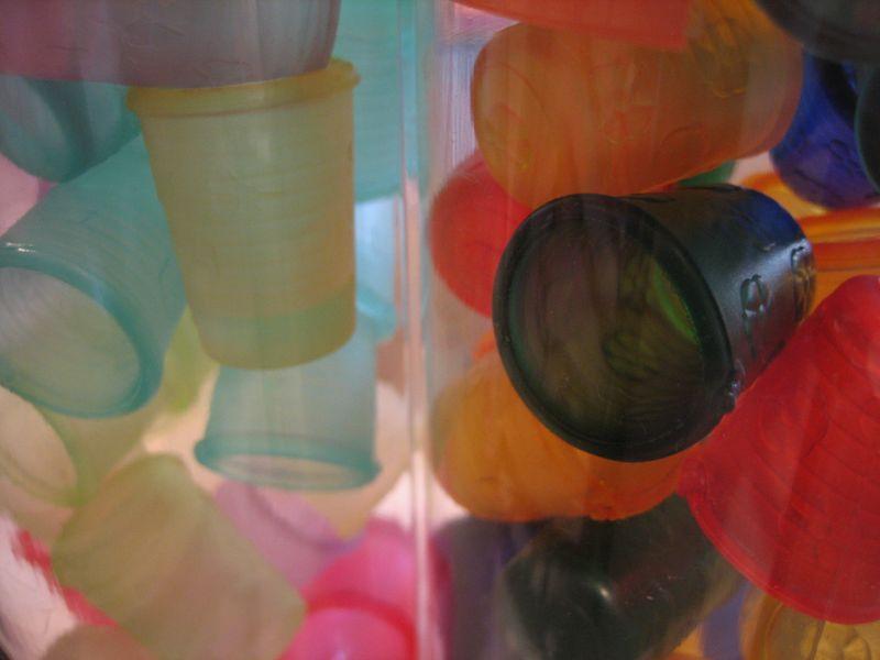 Jelly thimbles